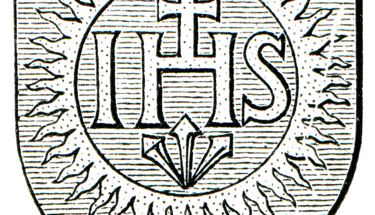 Coat of Arms Society of Jesus