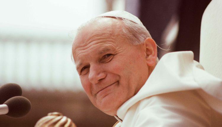 SS. Papa Giovanni Paolo II@Servizio Fotografico – L'Osservatore Romano