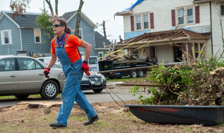 Tornado Recovery Dayton, OH