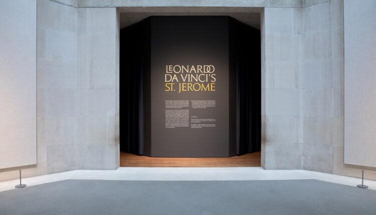 02_Leonardo da Vinci's Saint Jerome at The Met, Courtesy of The Metropolitan Museum of Art_01