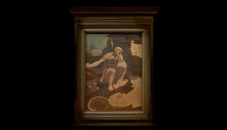 04_Leonardo da Vinci's Saint Jerome at The Met, Courtesy of The Metropolitan Museum of Art_012