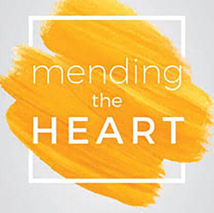 Mending the Heart cover art