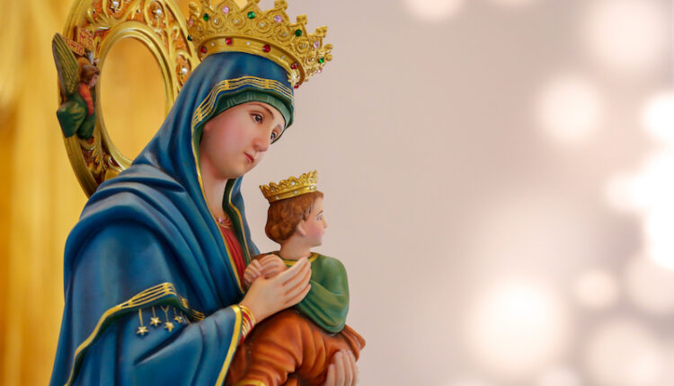Mary, Our Lady of Perpetual Help